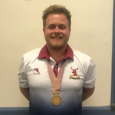 Dan Salmon - Commonwealth Gold Medalist