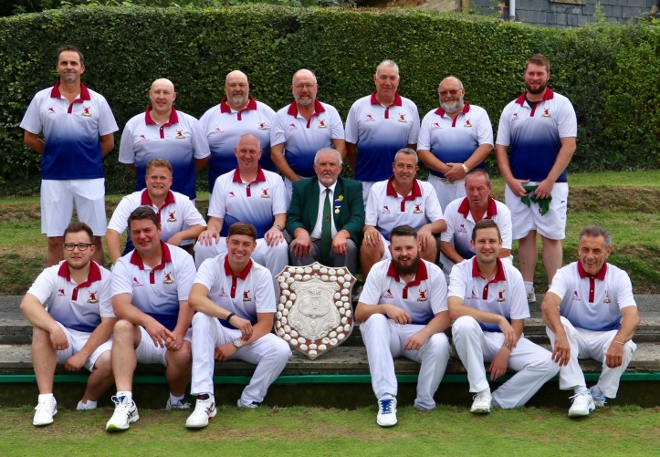 WBA Carruthers Shield Champions 2018